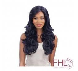 Freetress Equal Lace Wig Perruque Silk Natural