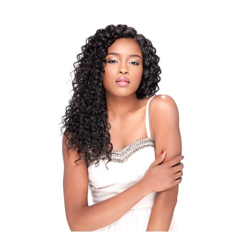 Lace Wig Perruque Sensationnel Lace Front Perruque Bohemian