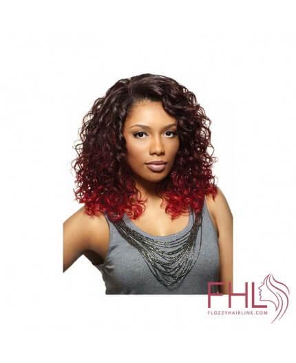 Lace Wig Perruque Sensationnel Lace Front Perruque Heidi