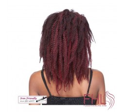 It's A Lace Wig Perruque Reggae