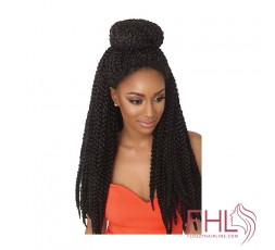 XPression 3D Crochet Braid 20\""