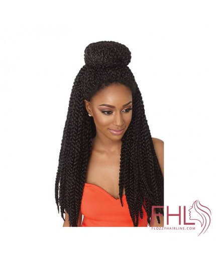 XPression 3D Crochet Braid 20""