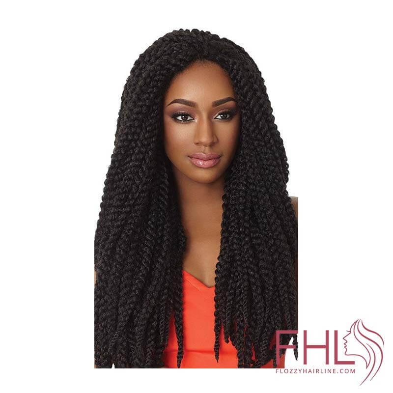 Mèche à Tresser XPression 3D Crochet Braid 20""