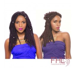 Janet Collection Mono Mambo Faux Locs 14\""
