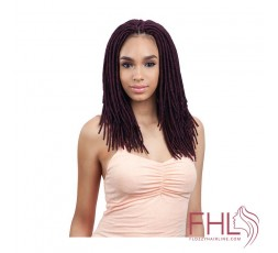 Freetress 2x Soft Medium Faux Locs 12""
