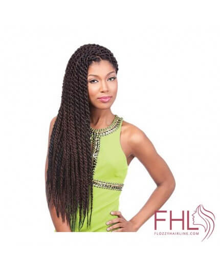Sensationnel African Collection Rumba Twist 60""