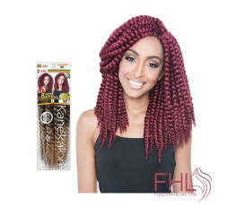 Isis Afri Senegal 2x Bantu Twist Braid 12\""