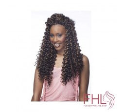 Cherish natte Spanish Curl Braid 22\""