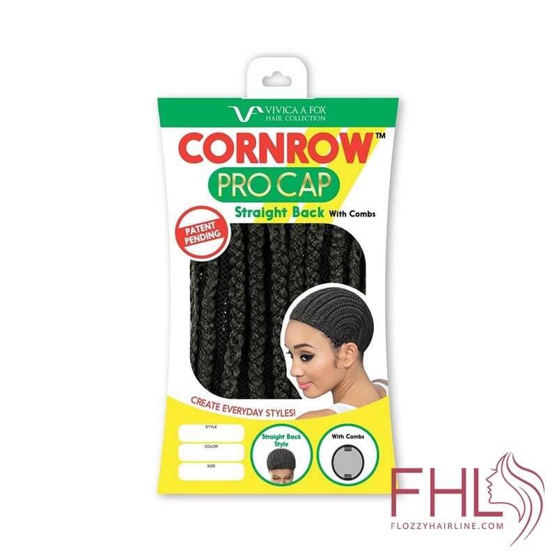 Vivica Cornrow Pro Cap - Bonnet Tressé