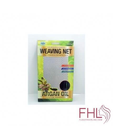 Accessoire de Coiffure Deluxe Argan Oil Treated Weaving Net 5156