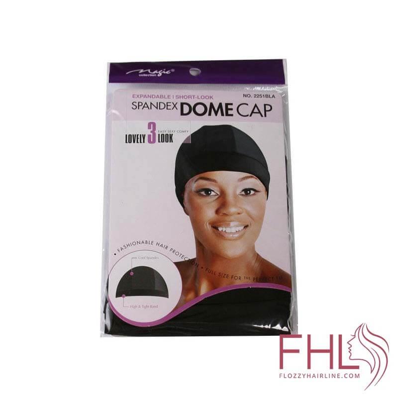 Magic Collection Spandex Dome Cap