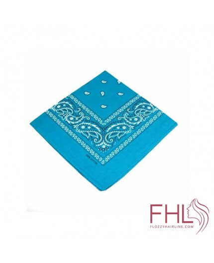 Foulard bandana Pastel 100% Coton