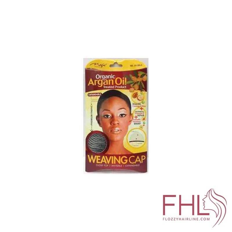 Magic Collection Organic Oil Weaving Cap 3013