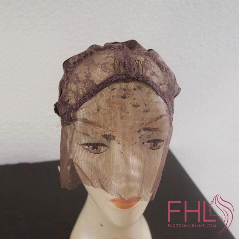 f5cacc2d3c961 Bonnet Perruque pour faire Lace Front Wig - Accessoire de Coiffure