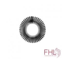 Circular Flexible Hair Combs Headband x2pc