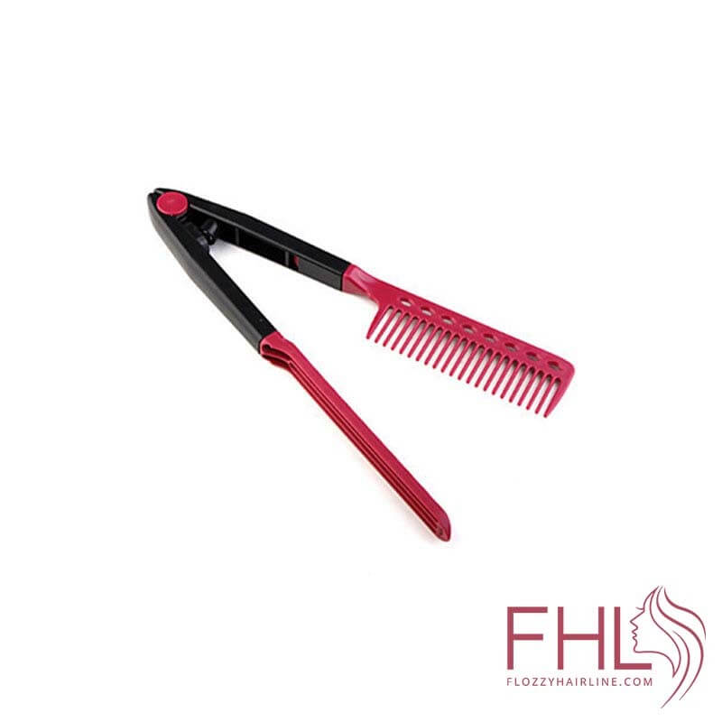 Hair Strenghtening Comb - Peigne Lissure