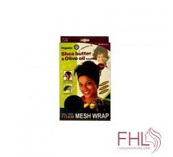 QFITT Shea Butter & Olive Oil Mesh Wrap