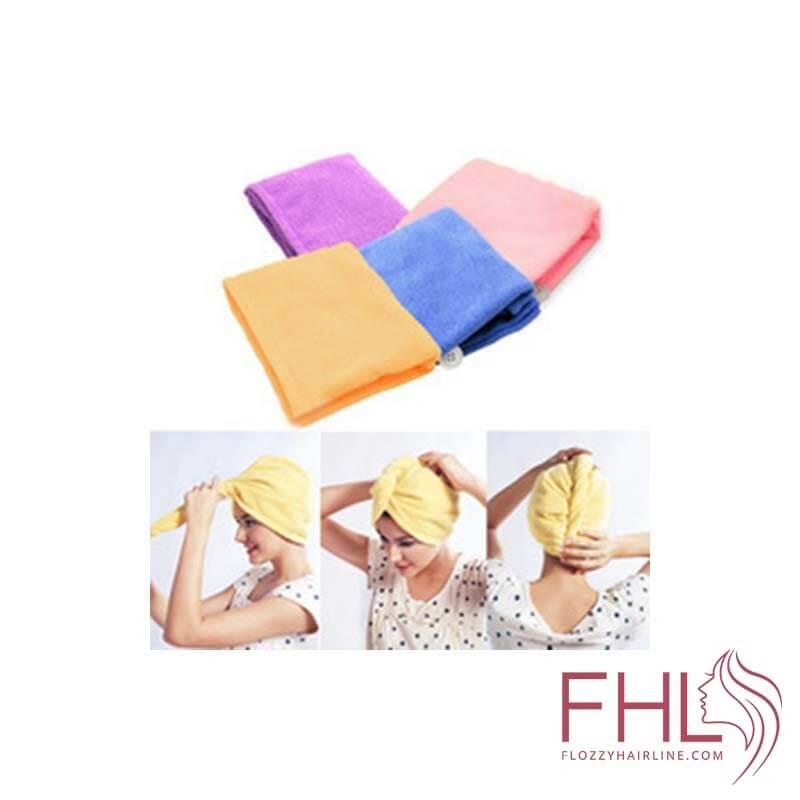 Microfibre Magic Hair Drying Towel