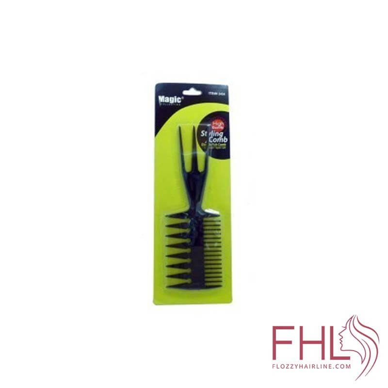 Magic Collection Double Fish Comb 2424