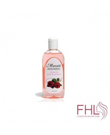 Mamado Aromatherapy Glycerine With Rose Water
