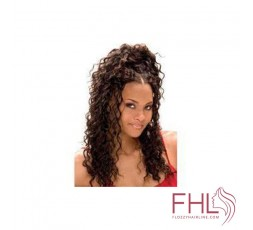 Model Glance natte SOFT DEEP CURL