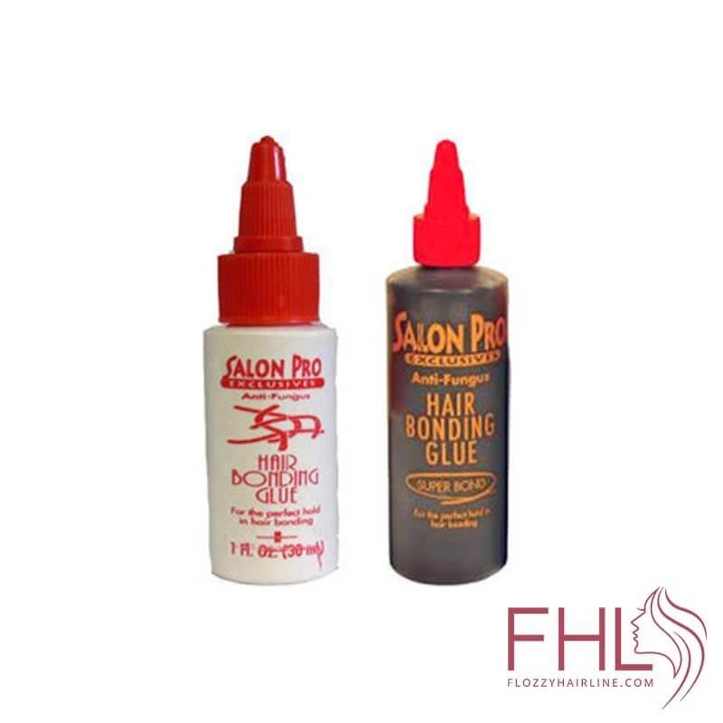 Accessoire de Coiffure Salon Pro Exclusive Anti Fungus Colle Tissage