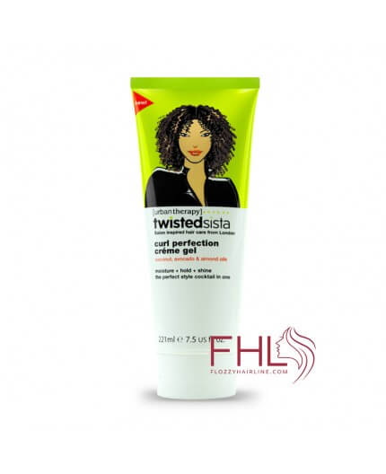 Twisted Sista Curl Perfection Creme Gel