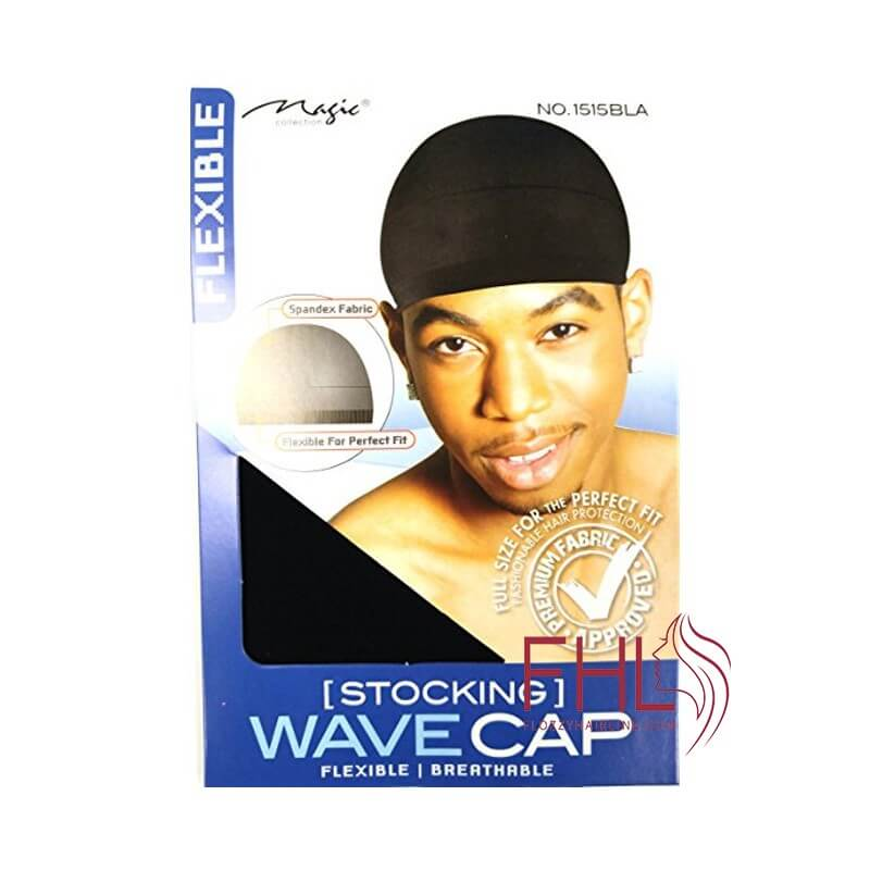 Magic Collection Stocking Wave Cap