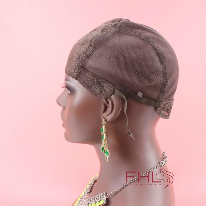 Bonnet pour Faire Perruque Soi-même