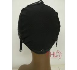 Accessoire de Coiffure Bonnet U Part avec Filet Swiss Lace