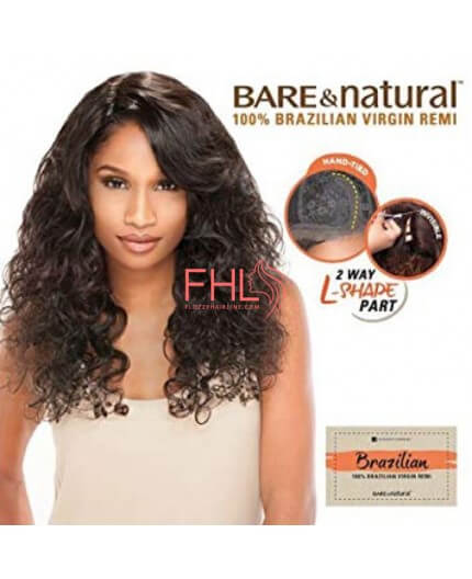Sensationnel Lace Perruque Brazilian Wavy