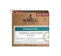 Dr Miracle Temple & Nape Gro Balm 113g