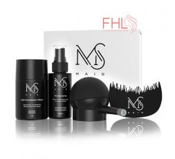 Perruque MS Hair Foundation - Epaissir Cheveux Fins