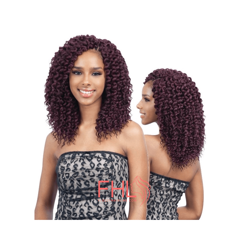 Accueil Freetress Braid Deep Twist 10""