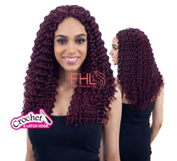 Freetress Braid Deep Twist 14\""