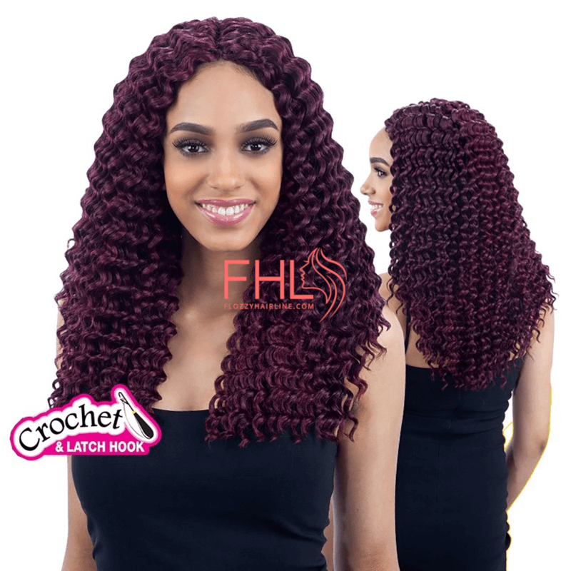 Accueil Freetress Braid Deep Twist 14""