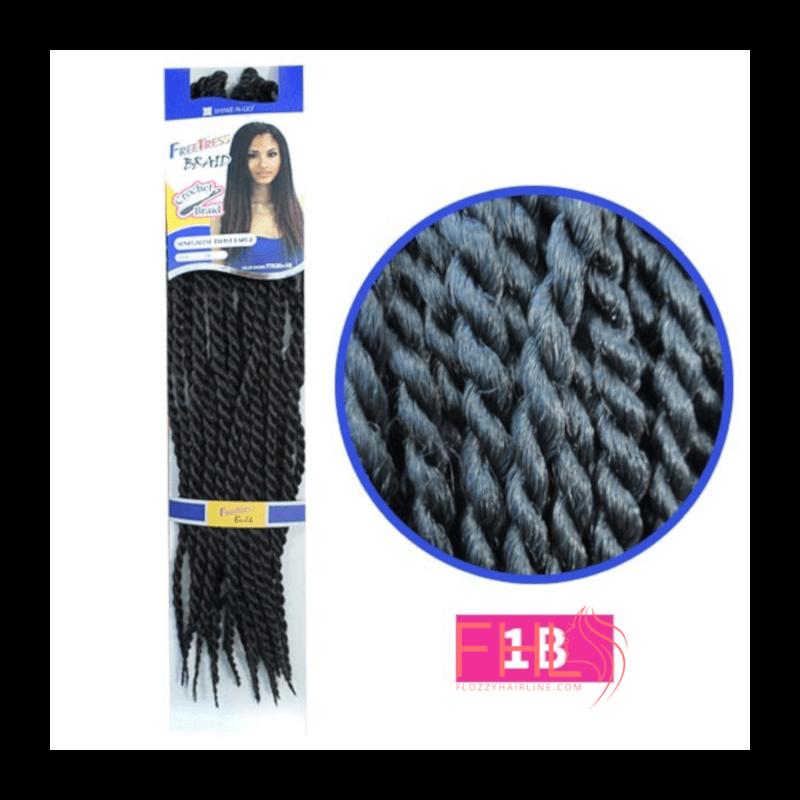 Freetress Large Senegalese Twist Crochet Braid