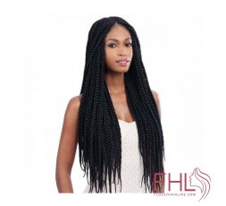 Freetress Large Dookie Crochet Braid