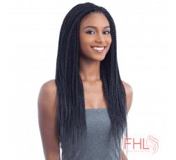 Accueil Freetress Pre-Stretched Nigerian Braid Crochet