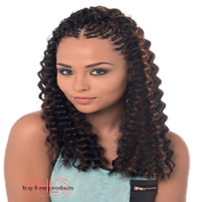 Impression Braid Deep Wave