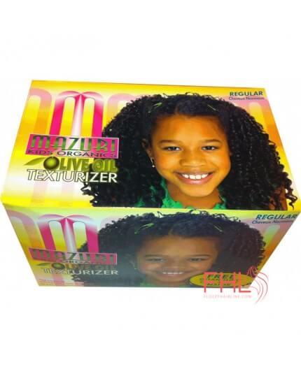 Soins cheveux Mazuri Kids Olive Oil Texturizer
