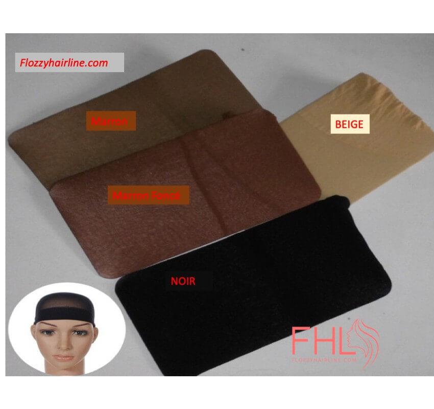 Bonnet Sous Perruque Deluxe 2pcs