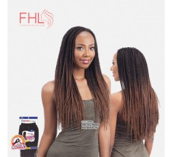 Coiffure Freetress Pre streched Feather Box Braids