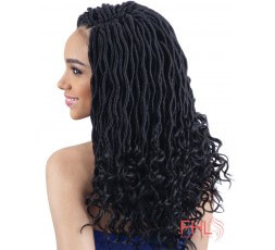 Faux Locs Freetress Goddess Faux Locs 14''