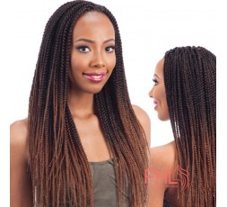 Freetress Pre streched Feather Box Braids