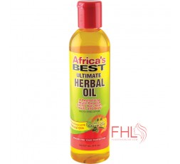 Soins cheveux Africa's Best Ultimate Herbal Oil
