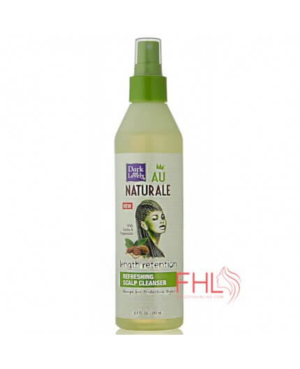 Entretien Perruque, Tissage, Mèches à Tresser  Dark and Lovely Au Naturale Refreshing Scalp Cleanser