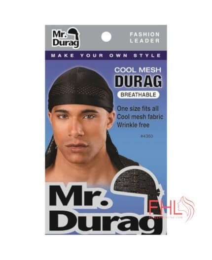 Mr DURAG Cool Mesh Durag 4360