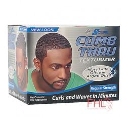 S Curl Comb Thru Texturizer