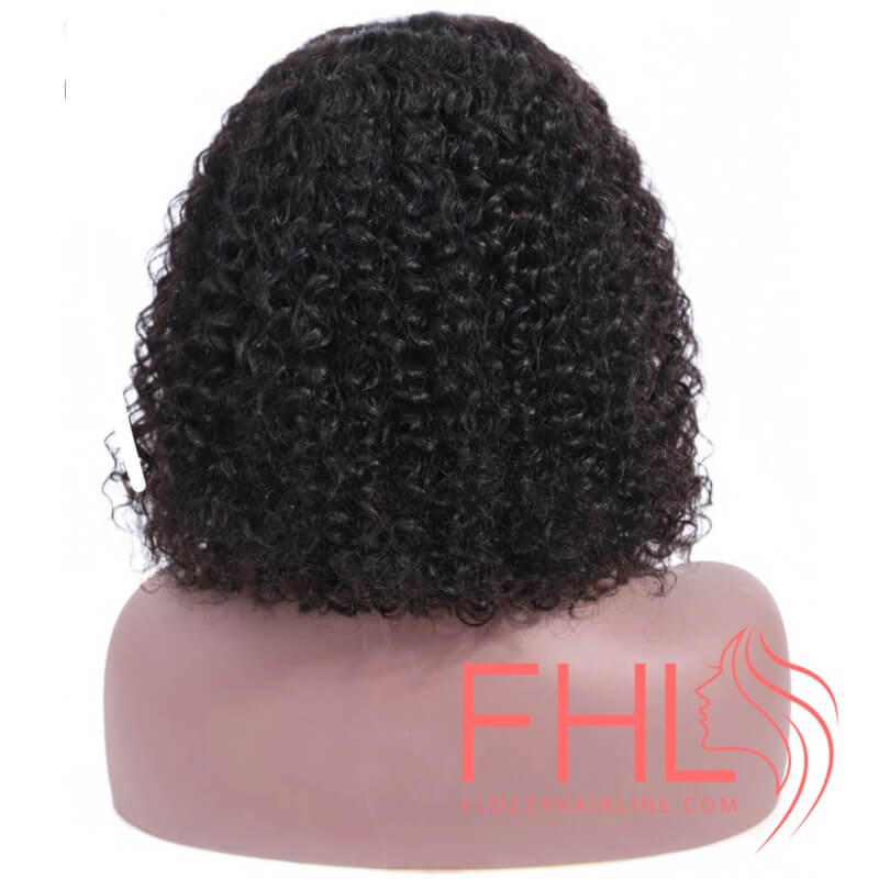"""360 Curly Lace Frontal Perruque 8"""""""